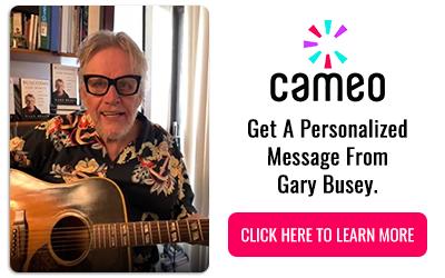 Gary Busey Cameo